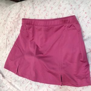 Adidas Tennis 🎾 Skirt Bright Rose Pink Size 14